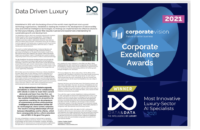 Most Innovative Luxury-Sector AI Specialists – 2021 – Corporate Excellence Awards